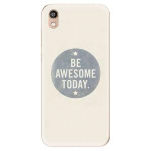 Odolné silikónové puzdro iSaprio - Awesome 02 - Huawei Honor 8S