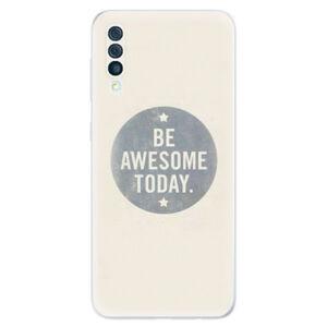 Odolné silikónové puzdro iSaprio - Awesome 02 - Samsung Galaxy A50