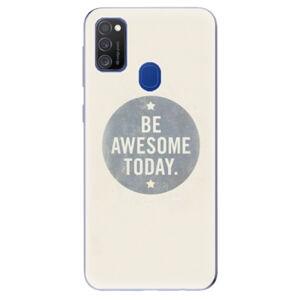 Odolné silikónové puzdro iSaprio - Awesome 02 - Samsung Galaxy M21