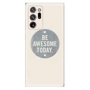 Odolné silikónové puzdro iSaprio - Awesome 02 - Samsung Galaxy Note 20 Ultra