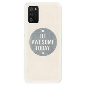 Odolné silikónové puzdro iSaprio - Awesome 02 - Samsung Galaxy A02s