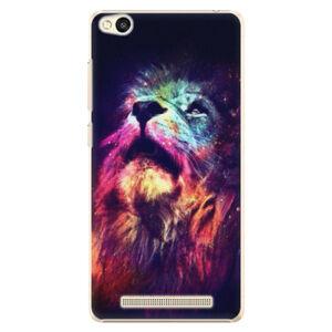 Plastové puzdro iSaprio - Lion in Colors - Xiaomi Redmi 3