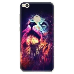 Odolné silikónové puzdro iSaprio - Lion in Colors - Huawei P9 Lite 2017