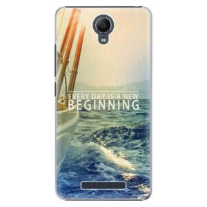 Plastové puzdro iSaprio - Beginning - Xiaomi Redmi Note 2