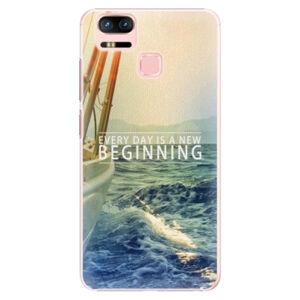 Plastové puzdro iSaprio - Beginning - Asus Zenfone 3 Zoom ZE553KL