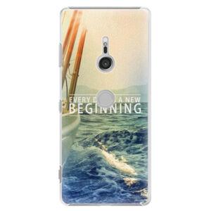 Plastové puzdro iSaprio - Beginning - Sony Xperia XZ3