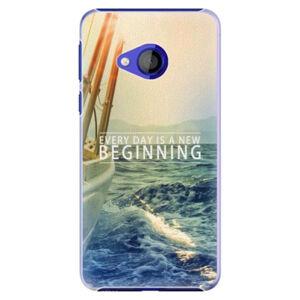 Plastové puzdro iSaprio - Beginning - HTC U Play