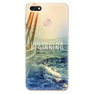Odolné silikónové puzdro iSaprio - Beginning - Huawei P9 Lite Mini