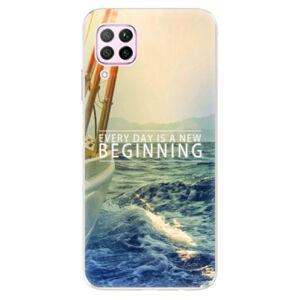 Odolné silikónové puzdro iSaprio - Beginning - Huawei P40 Lite
