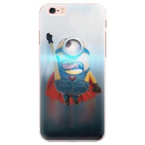 Plastové puzdro iSaprio - Mimons Superman 02 - iPhone 6 Plus/6S Plus
