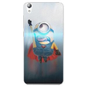 Plastové puzdro iSaprio - Mimons Superman 02 - Lenovo S850