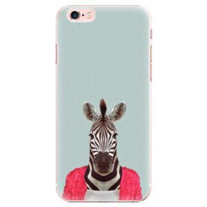 Plastové puzdro iSaprio - Zebra 01 - iPhone 6 Plus/6S Plus