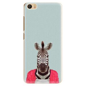 Plastové puzdro iSaprio - Zebra 01 - Xiaomi Mi5
