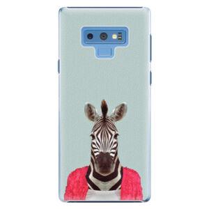 Plastové puzdro iSaprio - Zebra 01 - Samsung Galaxy Note 9