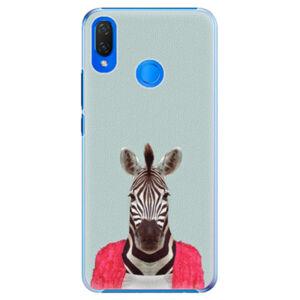 Plastové puzdro iSaprio - Zebra 01 - Huawei Nova 3i