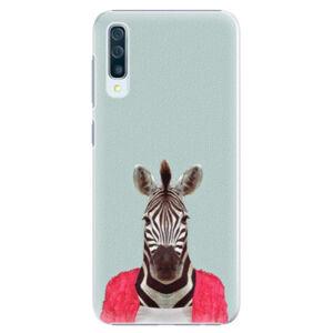 Plastové puzdro iSaprio - Zebra 01 - Samsung Galaxy A50