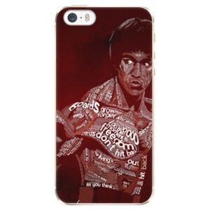 Plastové puzdro iSaprio - Bruce Lee - iPhone 5/5S/SE