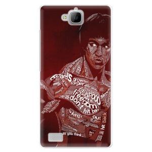 Plastové puzdro iSaprio - Bruce Lee - Huawei Honor 3C