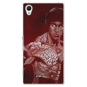 Plastové puzdro iSaprio - Bruce Lee - Sony Xperia Z1