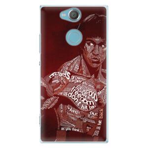 Plastové puzdro iSaprio - Bruce Lee - Sony Xperia XA2
