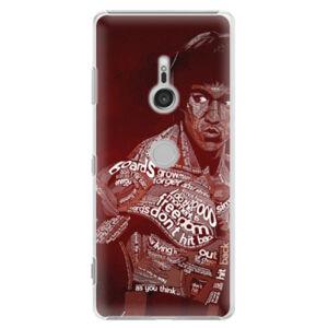 Plastové puzdro iSaprio - Bruce Lee - Sony Xperia XZ3