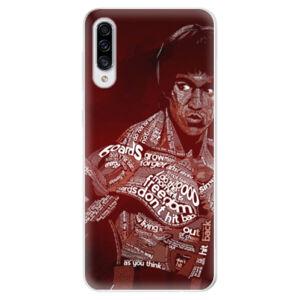 Odolné silikónové puzdro iSaprio - Bruce Lee - Samsung Galaxy A30s