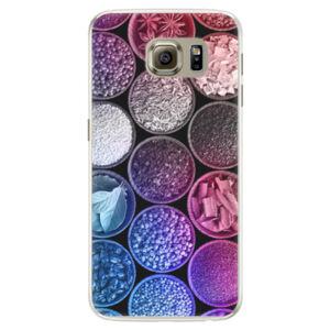 Silikónové puzdro iSaprio - The Spice of Life - Samsung Galaxy S6 Edge