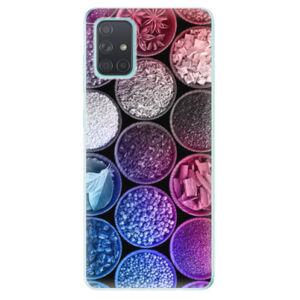 Odolné silikónové puzdro iSaprio - The Spice of Life - Samsung Galaxy A71