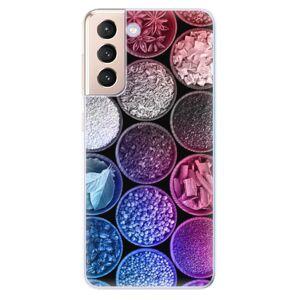 Odolné silikónové puzdro iSaprio - The Spice of Life - Samsung Galaxy S21