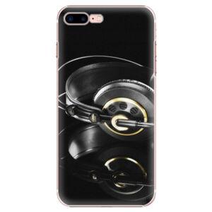 Plastové puzdro iSaprio - Headphones 02 - iPhone 7 Plus