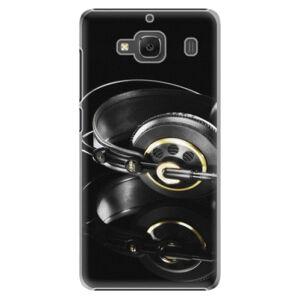 Plastové puzdro iSaprio - Headphones 02 - Xiaomi Redmi 2