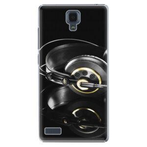 Plastové puzdro iSaprio - Headphones 02 - Xiaomi Redmi Note