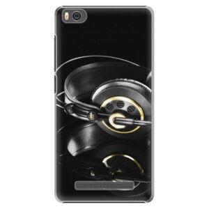 Plastové puzdro iSaprio - Headphones 02 - Xiaomi Mi4C
