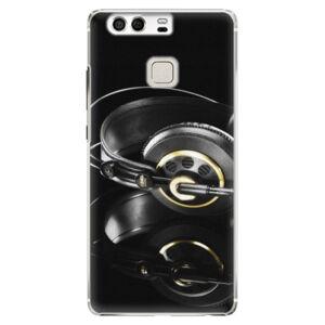 Plastové puzdro iSaprio - Headphones 02 - Huawei P9