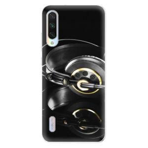 Odolné silikónové puzdro iSaprio - Headphones 02 - Xiaomi Mi A3