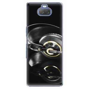 Plastové puzdro iSaprio - Headphones 02 - Sony Xperia 10 Plus