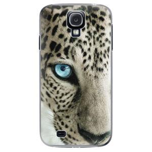 Plastové puzdro iSaprio - White Panther - Samsung Galaxy S4