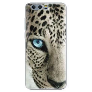Plastové puzdro iSaprio - White Panther - Huawei Honor 9