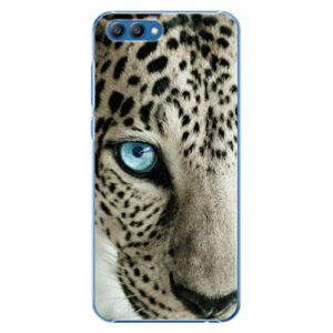 Plastové puzdro iSaprio - White Panther - Huawei Honor View 10