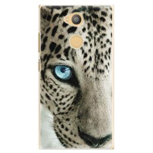 Plastové puzdro iSaprio - White Panther - Sony Xperia L2