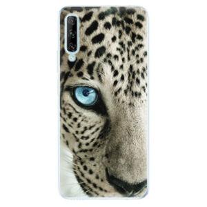 Odolné silikónové puzdro iSaprio - White Panther - Huawei P Smart Pro