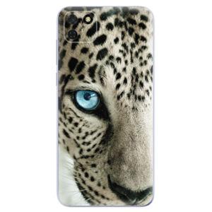 Odolné silikónové puzdro iSaprio - White Panther - Huawei Y5p