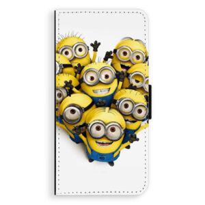 Flipové puzdro iSaprio - Mimons 01 - Huawei Ascend P8