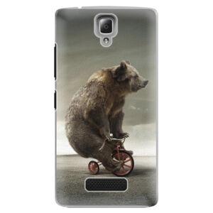 Plastové puzdro iSaprio - Bear 01 - Lenovo A2010