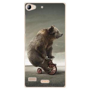 Plastové puzdro iSaprio - Bear 01 - Sony Xperia Z2