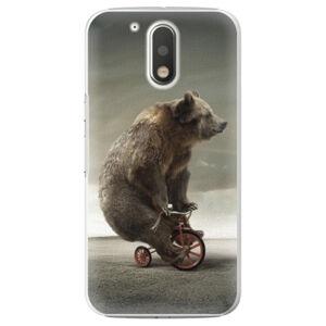 Plastové puzdro iSaprio - Bear 01 - Lenovo Moto G4 / G4 Plus