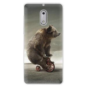 Plastové puzdro iSaprio - Bear 01 - Nokia 6