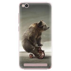 Plastové puzdro iSaprio - Bear 01 - Xiaomi Redmi 5A