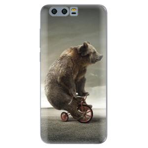 Silikónové puzdro iSaprio - Bear 01 - Huawei Honor 9