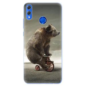 Silikónové puzdro iSaprio - Bear 01 - Huawei Honor 8X